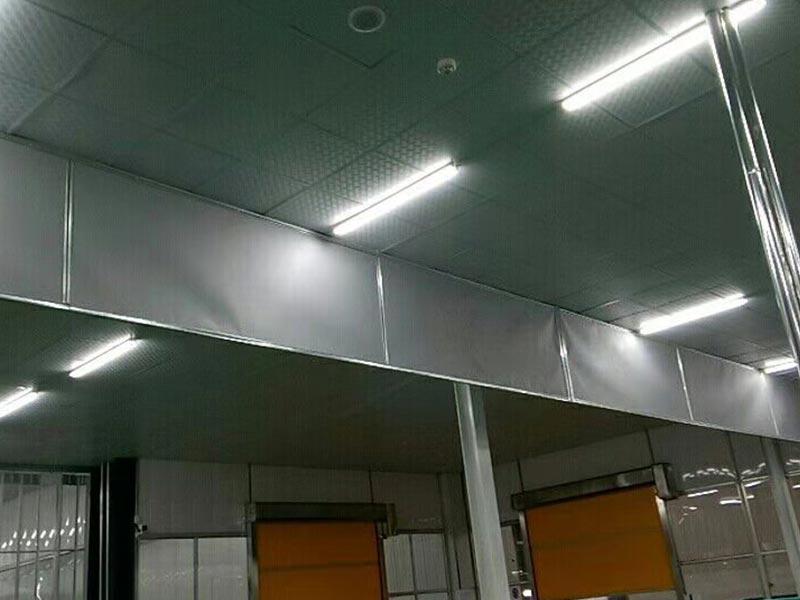 山东恒利纺织有限公司固定柔性挡烟垂壁